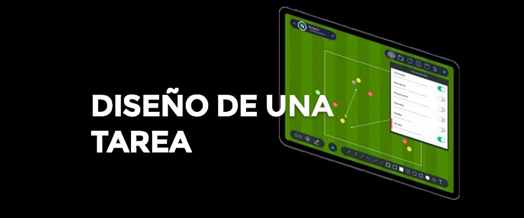 programa para diseñar ejercicios de fútbol