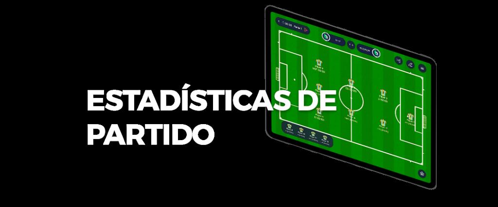 aplicación para partidos fútbol