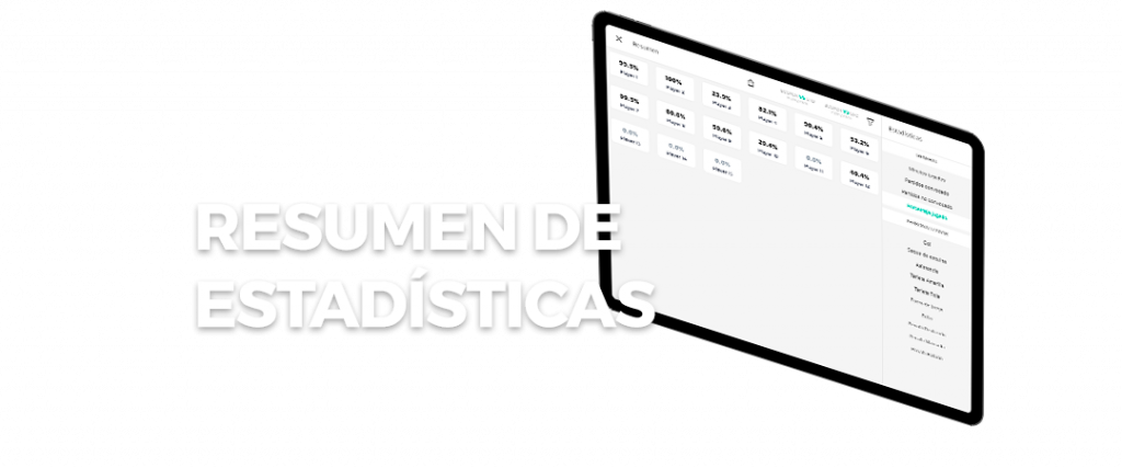 app estadísticas fútbol
