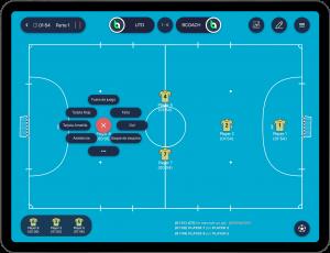 app futsal