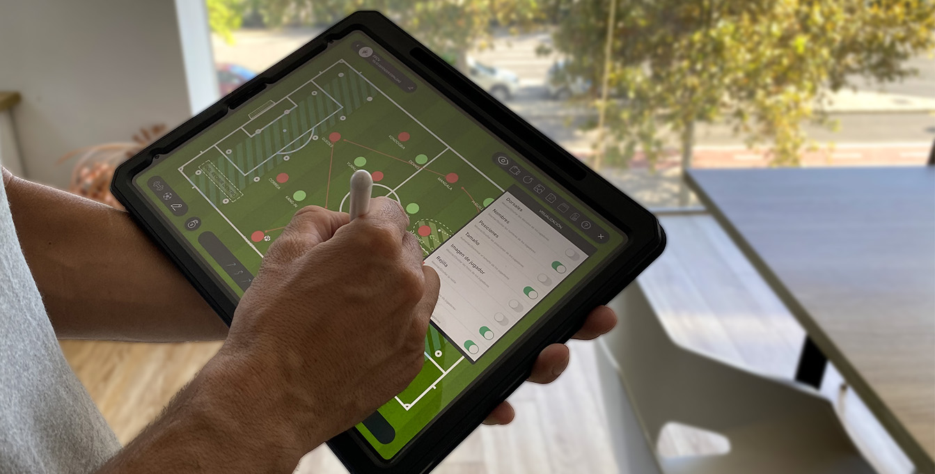 app for soccer and futsal coaches