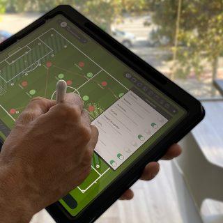 app para entrenadores de fútbol y futsal